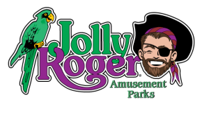Jolly Roger Logo Amusement Parks 300x163