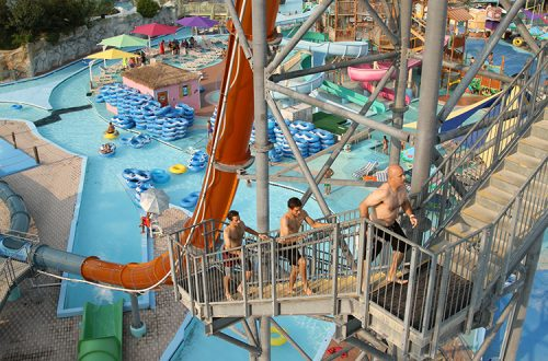 Waterslide Ocean city Maryland