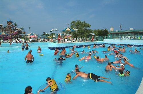 Ocean City Jolly Roger Wave Pool