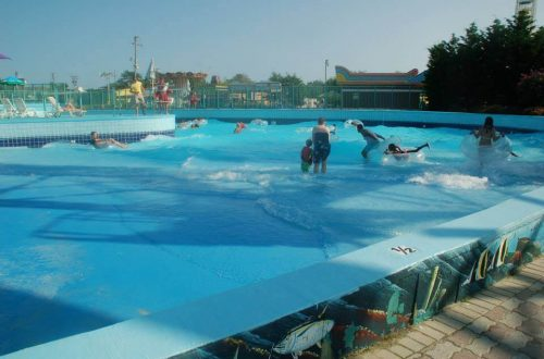 Wave Pool Ocean City