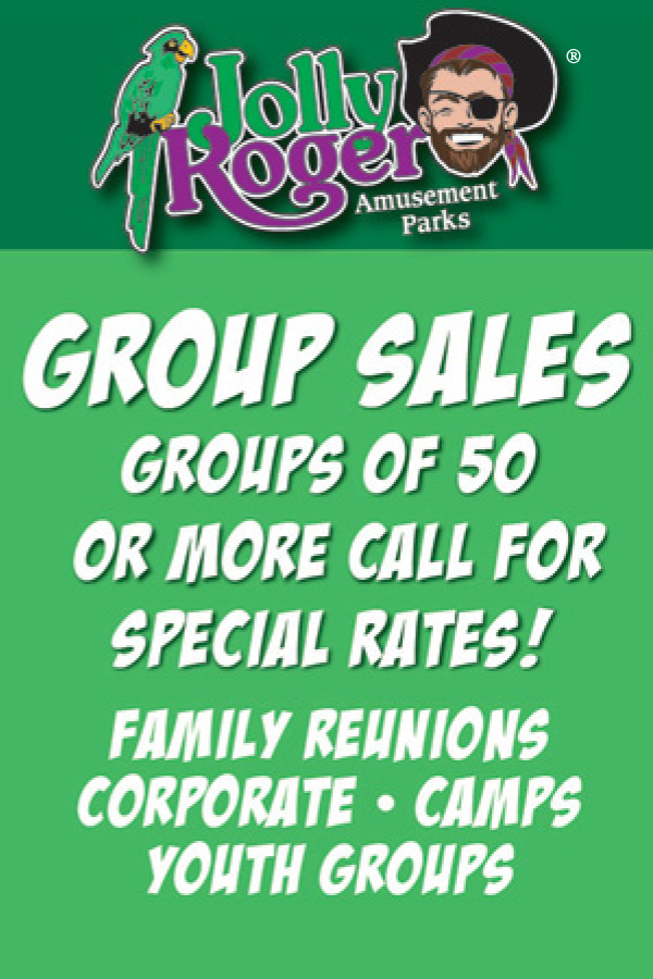 Jolly Roger Group sales Coupon