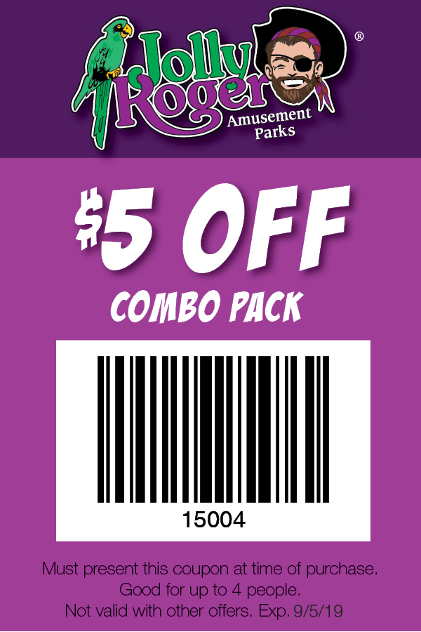 Jolly Roger Coupon Combo